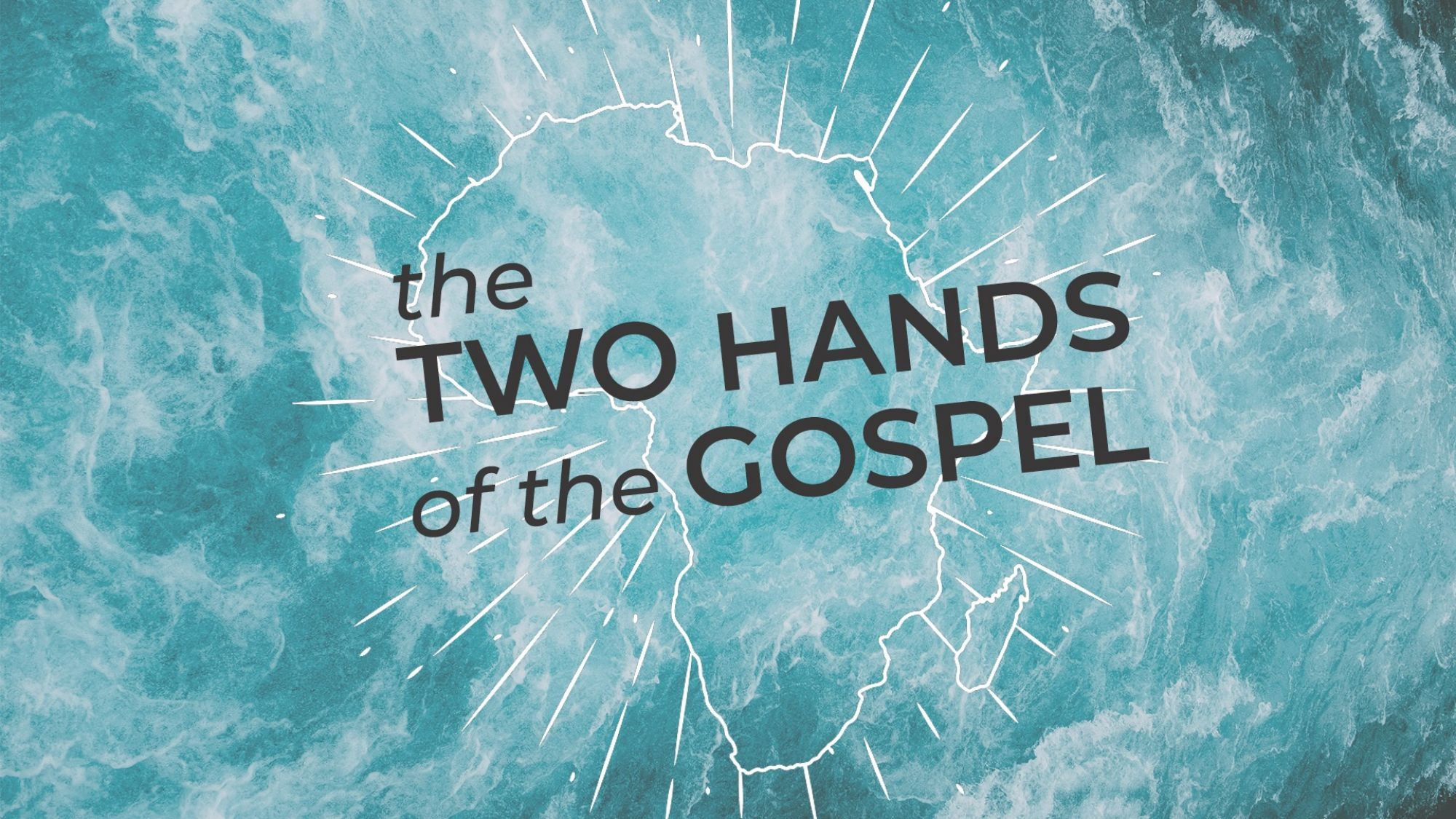 10 13 19 Two Hands of the Gospel Series